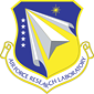 U.S. Air Force Research Lab logo